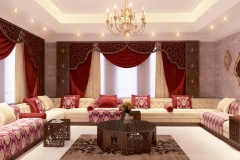 Modern decoration for villas, palaces and large spaces - Design ...