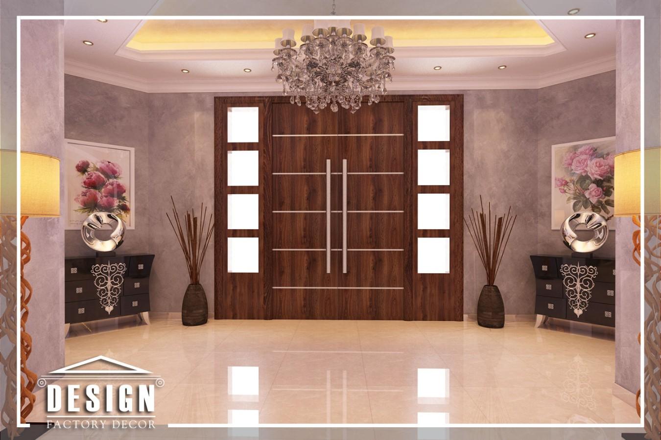 Villas Interior Design - Design Factory Decor